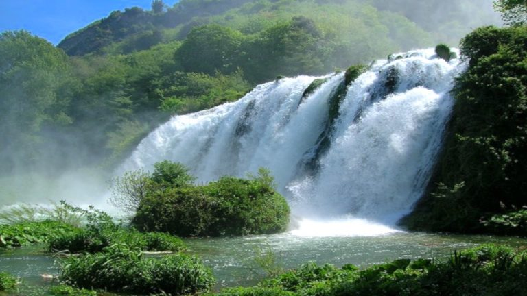 cascate marmore