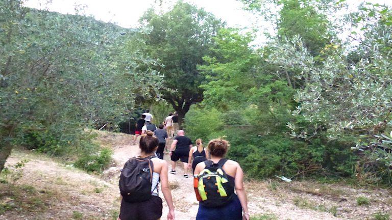 trekking sassovivo