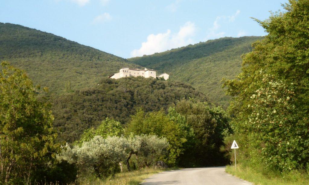 abbazia sassovivo