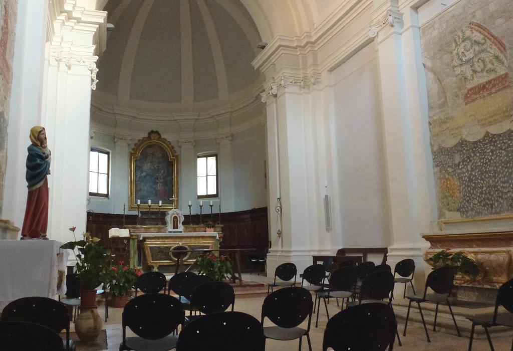chiesa di sassovivo