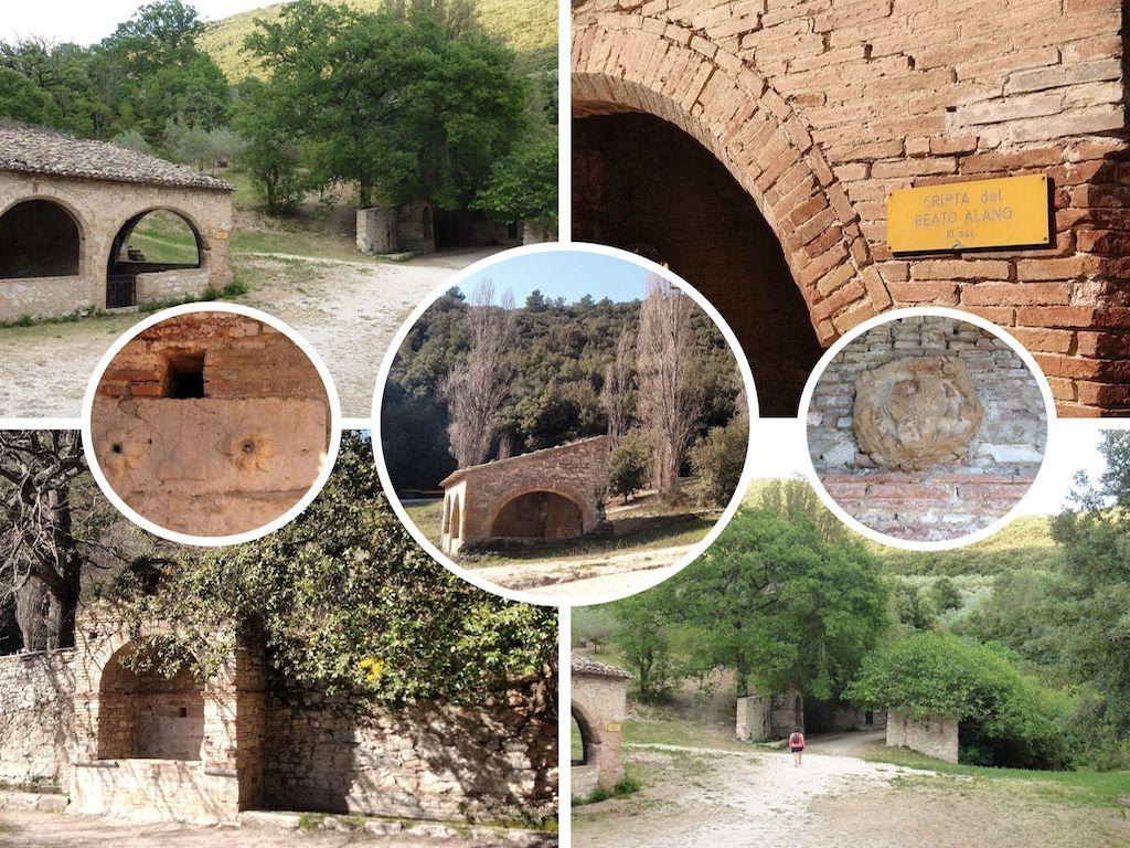 Cripta del Beato Alano
