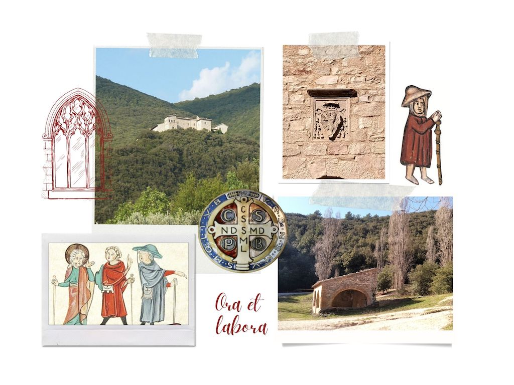 storia abbazia di sassovivo